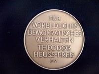 FoeBuD receives Theodor-Heuss Medal