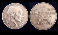FoeBuD erhält Theodor-Heuss-Medaille