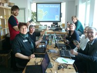 Free your Android! – Workshop beim FoeBuD