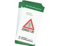 Infos zur Volkszählung 2011 im FoeBuD-Shop
